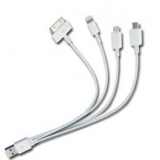 USB кабель 4 в 1
