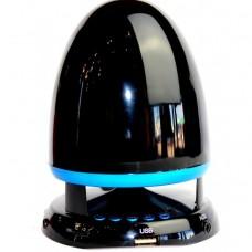 Колонка Мигалка TY777 с подсветкой +USB флешка, SD карта памяти, minijack