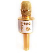 Караоке микрофон L18 с Bluetooth и USB, SD, FM, AUX