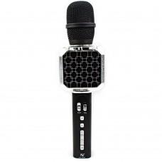 Караоке микрофон YS-05 (2 динамика) с Bluetooth и USB, SD, FM, AUX