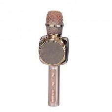 Караоке микрофон YS-63 с Bluetooth и USB, SD, FM, AUX