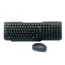 Мышь + Клавиатура Combo W1080 беспроводная
