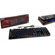 Игровая USB клавиатура с подсветкой RK-6300