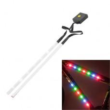Подсветка велосипедной рамы 1009 14LED, 2xAAA бат.