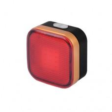 Задняя велофара RPL-2287-COB красный, аккум., USB зарядка