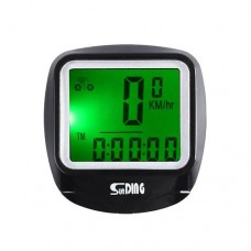 Велокомпьютер, спидометр, одометр SD568 с подсветкой