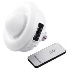 Фонарь лампа 9816, 20+24SMD, пульт Д/У