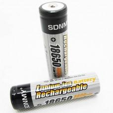 Аккумулятор SDNMY 18650 4800mAh с защитой