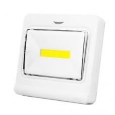 """Подсветка """"выключатель"""" K10-COB на бат. (липучка/магнит)"""