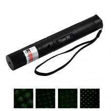 Фонарь-лазер зеленый 303-1