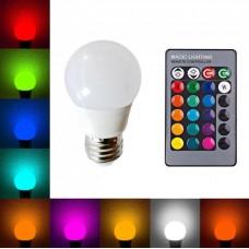 Лампа Диско A50-RGB