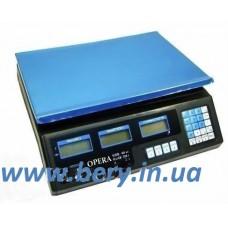 Весы торговые ACS 40 кг Domotec MS266