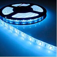 LED лента SL 5050 60SMD/м (в силиконе) 5м 12V Цвета в ассортименте