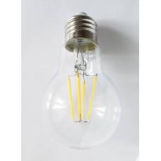 Светодиодная лампочка FL-311 8W E27, теплый белый