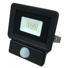 Прожектор LED Slim 10W с датчиком движения