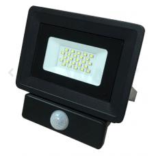 Прожектор LED Slim 20W с датчиком движения