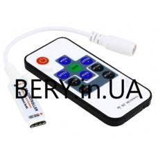 Контроллер RGB 6А-RF пульт на 10 кнопок
