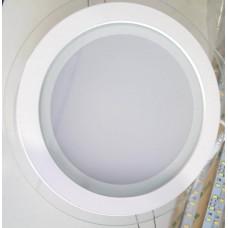 Светильник GL-R18 18W круглый, холодный свет