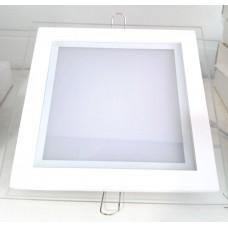 Светильник GL-S18 18W квадратный, холодный свет