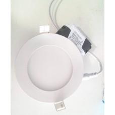 Светильник PL-R6 6W круглый, холодный/теплый