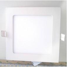 Светильник PL-S12 12W квадратный, холодный/теплый
