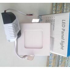 Светильник PL-S3 3W квадратный
