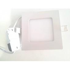 Светильник PL-S6 6W квадратный, холодный/теплый