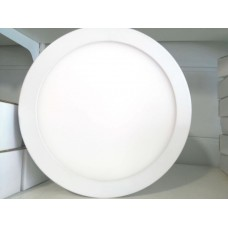 Светильник накладной W-R18 18W круглый, нейтральный