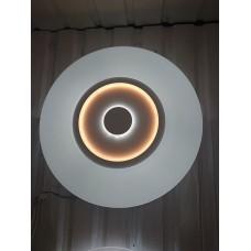 Потолочный светильник R23-80 с пультом, 80W, Ø48см
