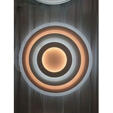 Потолочный светильник R24-80 с пультом, 80W, Ø48см