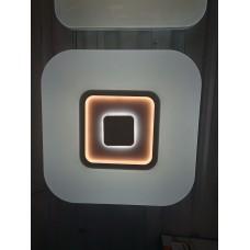 Потолочный светильник S25-80 с пультом, 80W, 45см