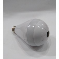 IP-камера WI-FI A9 в виде лампочки с SD картой, ночным режимом, громкой связью