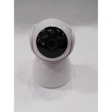 IP-камера WI-FI Q9 с проводным интернетом с SD картой, ночным режимом, громкой связью