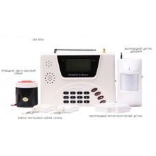 GSM сигнализация для дома 1000