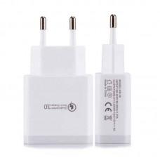 Адаптер сетевой Quick Charger AR40 1USB (5V- 3,5A; 9V-2A; 12V-1,5A)