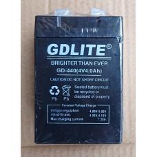 Аккумулятор GD-lite GD-440 4В