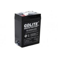 Аккумулятор GD-lite GD-645 6В