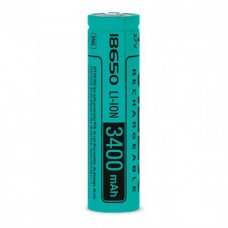 Аккумулятор Videx 18650 без защиты Li-Ion 3400mAh 3.7V 1/50/600шт