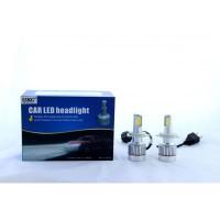 LED лампа автомобильная H4