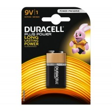 Батарейки Duracell - Basic alkaline MN1604 Крона 9V 6LR61 6LF22 6LP3146 1шт