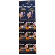 Батарейки Duracell - Basic alkaline MN2400 AAA LR03 1.5V 12шт