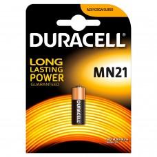 Батарейки Duracell - MN21 A23 V23GA 3LR50 Alkaline 12V 1шт