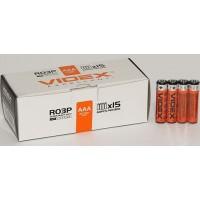 Батарейки Videx - Super Heavy Duty AAA R03 1.5V 60/1440шт