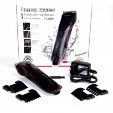 Машинка для стрижки TC-3000 от сети с аккумулятором +насадки