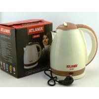 Электрочайник Atlanfa H01 2л, 1850Вт пластик