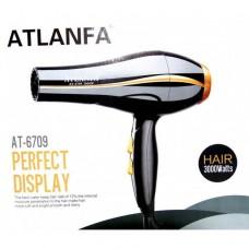 Фен для укладки волос c насадкой AT-6709, 3000W
