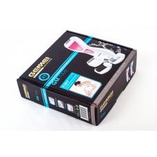 Эпилятор Gemei GM 7006 4в1, пилка для ног, ногтей, бритва