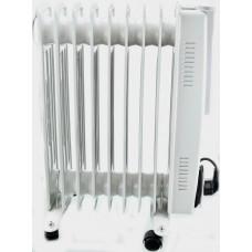 Масляный радиатор WX-9S, 9 секций, 2кВт