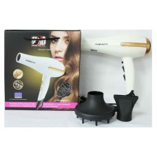 Фен для волос Promotec PM-2305 с концентратором и диффузором, 3000W