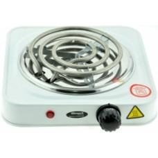 Электрическая плита Wimpex 100B, 1000W, 1 конфорка